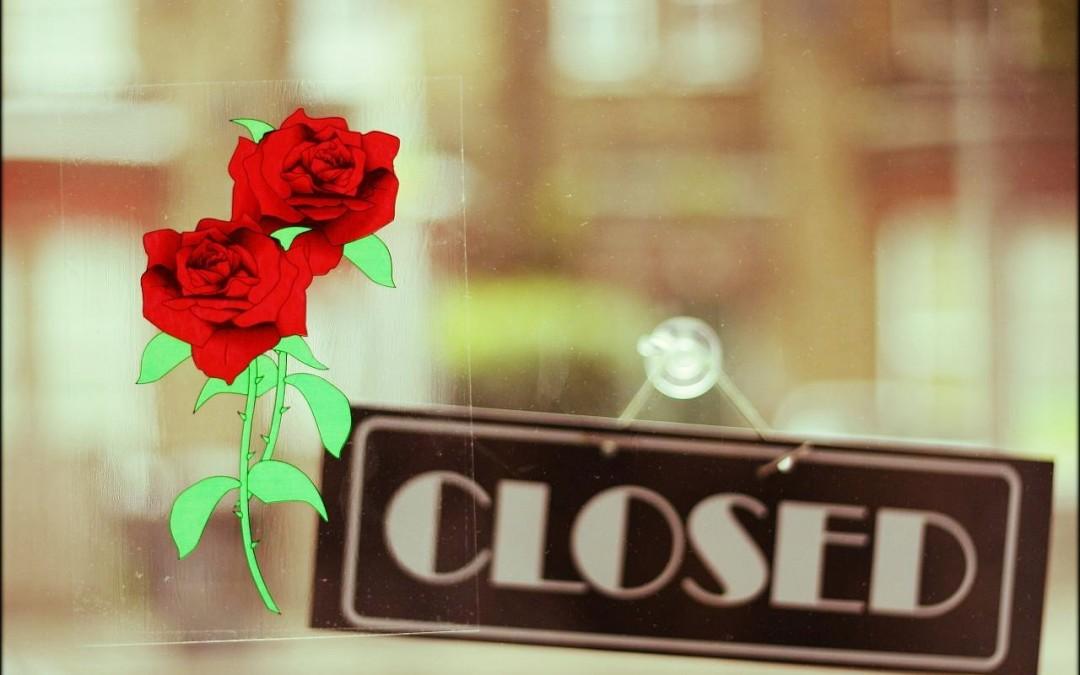 Lunedì 24 aprile siamo chiusi